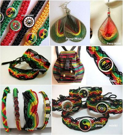 Rasta Items